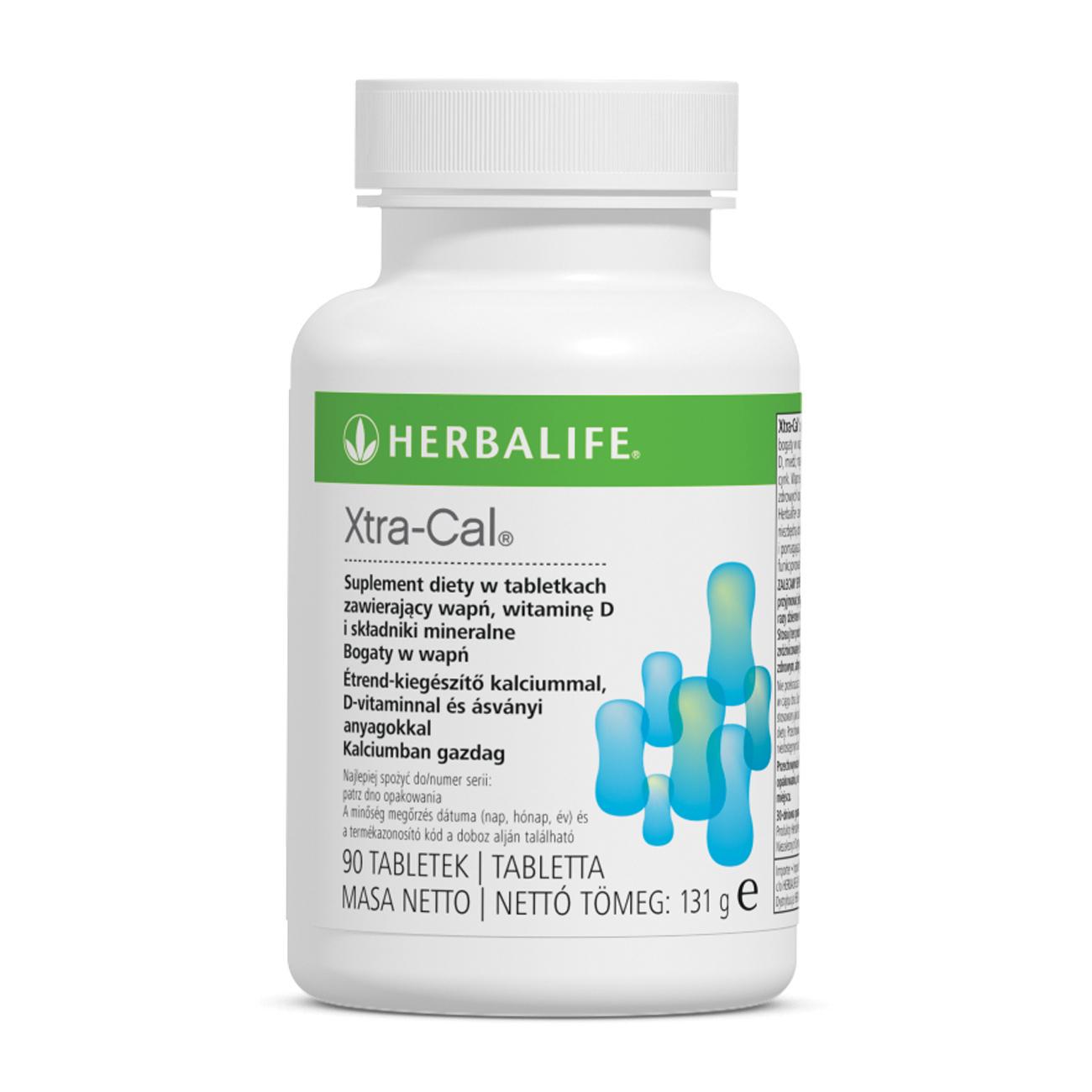 Xtra-Cal® Kálcium Kiegészítő 90 Tabletta