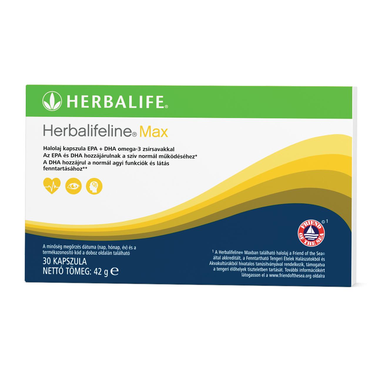 Herbalifeline® Max Omega-3 30 Kapszula