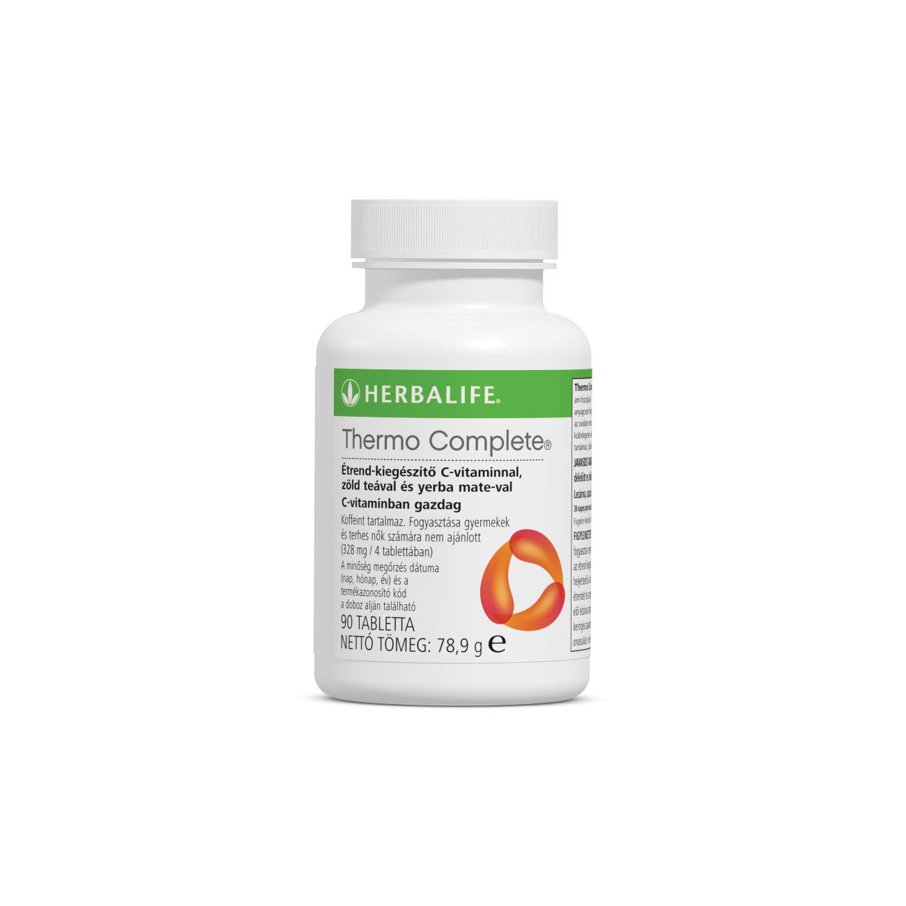 Thermo Complete® étrend-kiegészítő 90 Tabletta