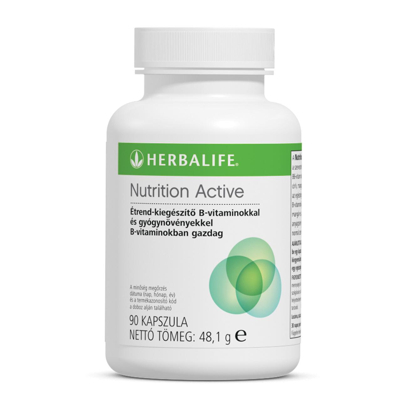 Nutrition Active étrend-kiegészítő 90 Tabletta