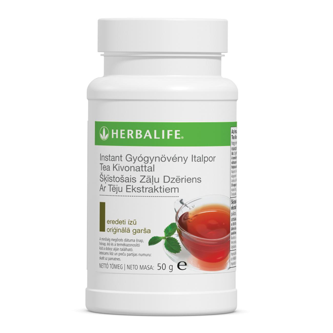 0105 | Instant Gyógynövény Italpor Eredeti íz 50 G
