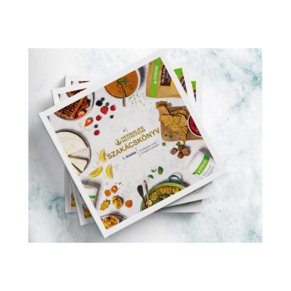 Herbalife Nutrition Szakácskönyv